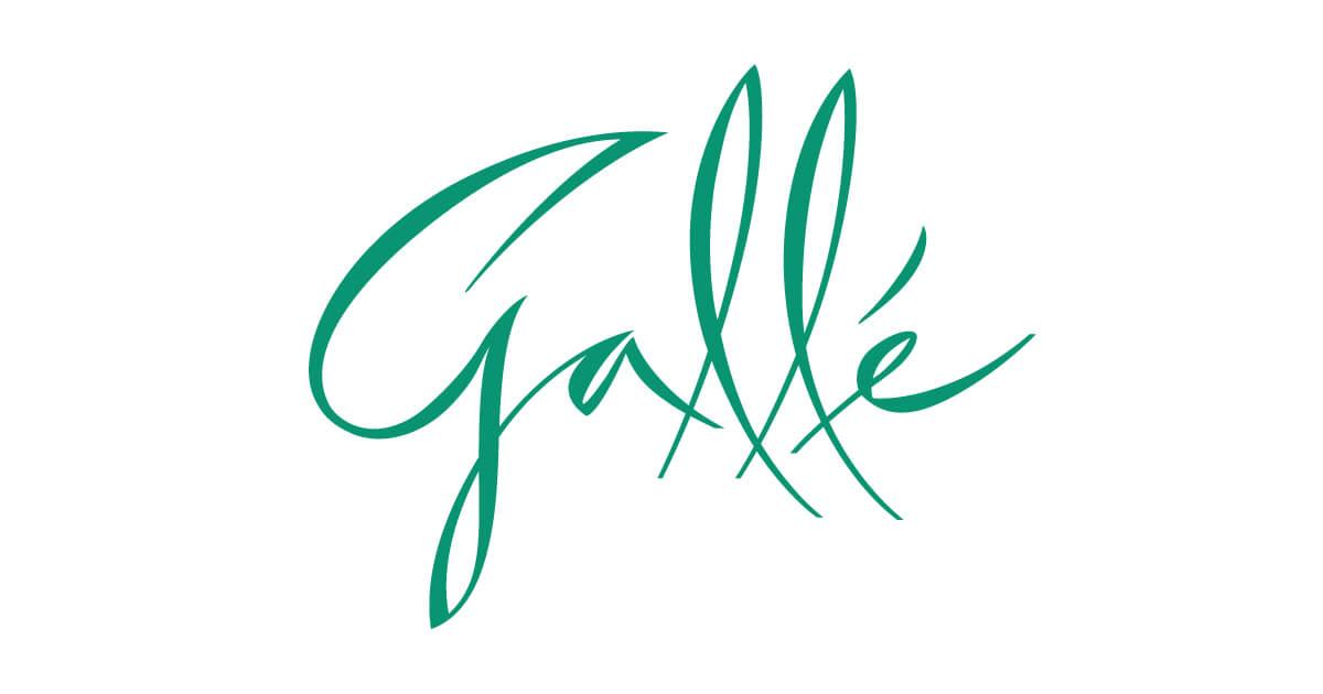 galleのコーポレイトロゴマークです